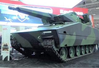Vehiculul de luptă pentru infanterie Lynx KF41 produs de compania germană Rheinmetall.