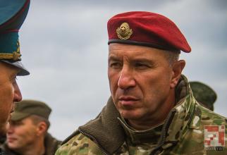 ministrul de interne din Belarus, Yury Karayeu