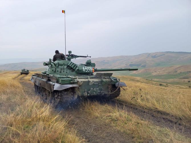 """Sursă foto: Brigada 81 Mecanizată """"General Grigore Bălan"""" Facebook"""