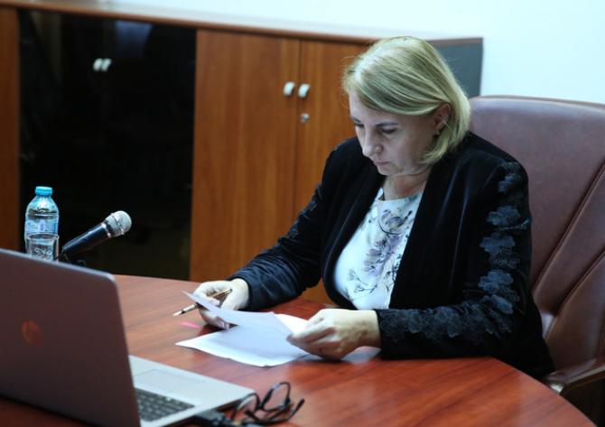 Simona Cojocaru, sursă foto: MApN