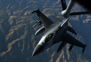 F-16 al US Air Force, sursă foto: U.S. Department of Defense (DoD) Facebook