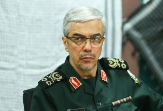Şeful Statului Major Mohammad Bagheri