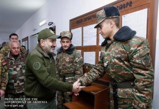Nikol Pashinyan, premierul Armeniei. Sursă foto: Nikol Pashinyan Facebook