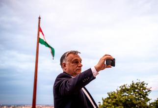 Viktor Orban, premierul Ungariei. Sursă foto: Orbán Viktor Facebook