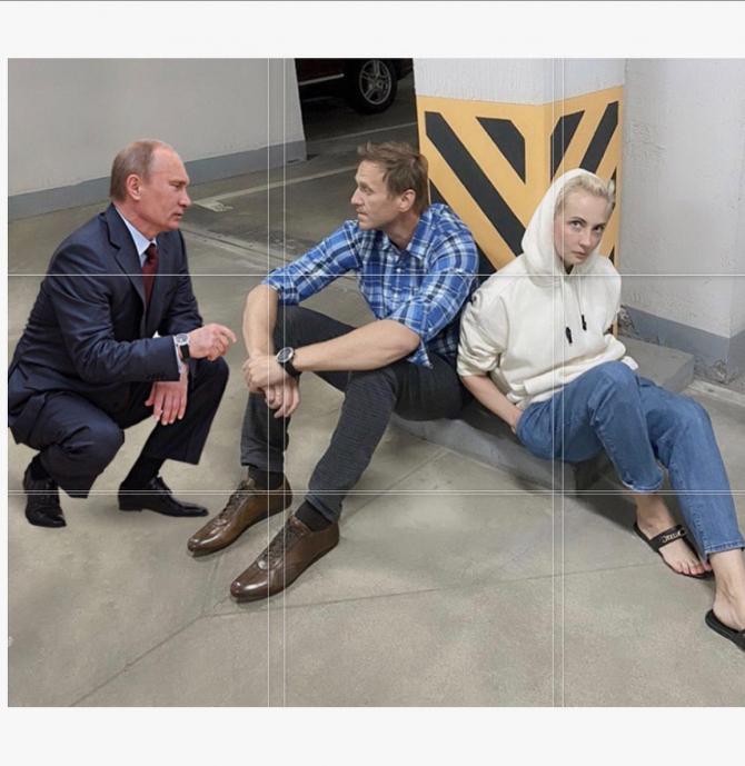 Sursă foto: Alexei Navalnîi Facebook