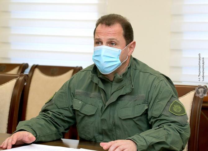 Davit Tonoyan, fost ministrul al Apărării din Armenia