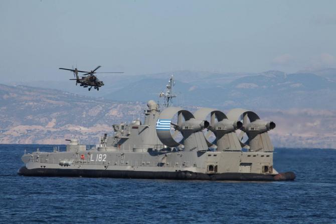 Sursă foto: Hellenic Navy Facebook