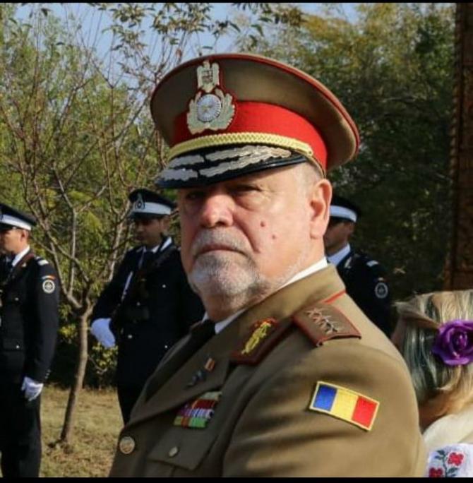 Generalul (r.) Mircea Chelaru