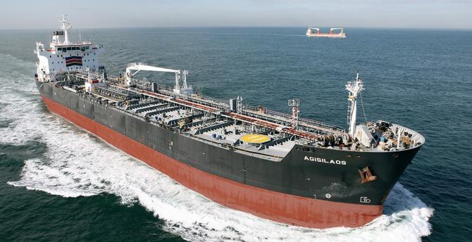 Petrolierul Agisilaos, atacat de pirați în Golful Guineea. Sursă foto: CapitalShip.gr