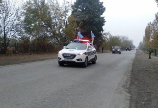 Sursă foto: Ministerul Apărării din Azerbaidjan Facebook
