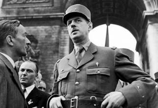 Charles de Gaulle, sursă foto: History101.com