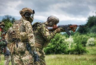 Foto: Școala de Aplicație a Forțelor pentru Operații Speciale