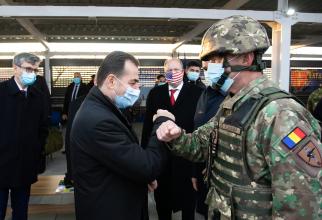 Premierul României, Ludovic Orban: Sursă foto: Guvernul României Facebook