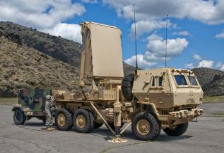 Sistem radar AN/TPQ-53, sursă foto: Lockheed Martin