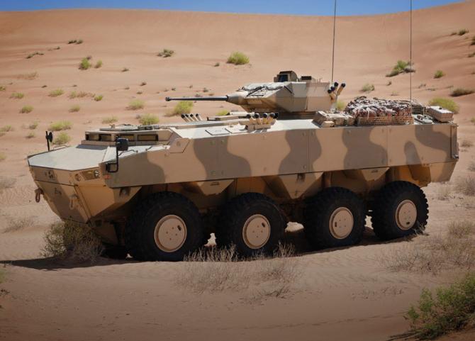 Transportor blindat Pars III, sursă foto: FNSS