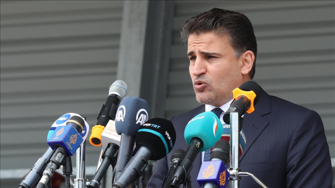 Colonelul Salahaddin Namroush