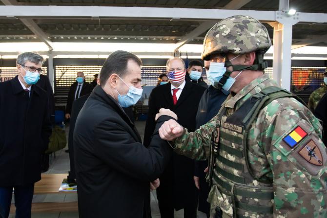 Fostul premier al României, Ludovic Orban: Sursă foto: Guvernul României Facebook