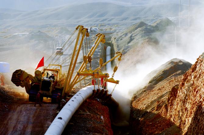 Sursă foto: PetroChina
