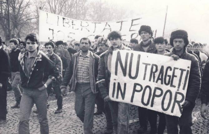 Decembrie 1989: Revoluția română