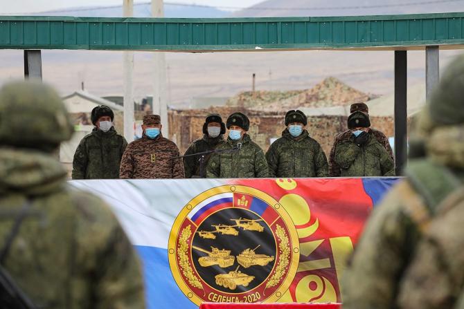 Foto: Ministerul Apărării al Federației Ruse, pagina oficială de Facebook