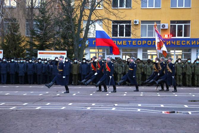 Foto: Ministerul Apărării din Rusia - Facebook