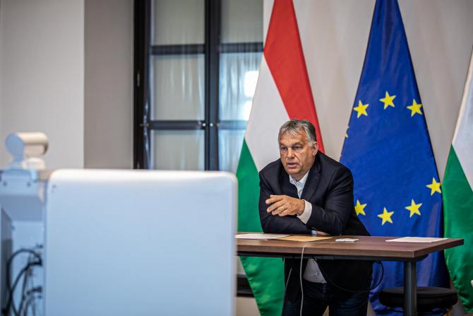 Sursă foto: Viktor Orban Facebook