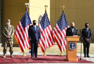 Sursa foto: US Embassy Twitter