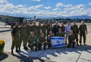 Sursă foto: Israel Ministry of Defense Facebook