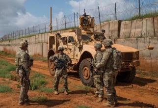 Misiune de patrulare a US Army în Somalia. Sursa Foto: US Army