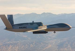 UAV Avenger Predator C, sursă foto: General Atomics