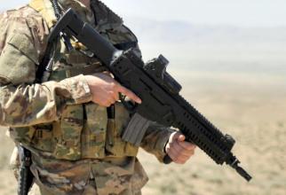 Beretta ARX 160, armă de asalt, sursă foto: DoD