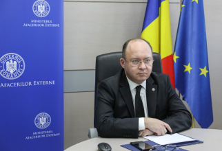 Ministrul de Externe Bogdan Aurescu Sursa foto: MAE
