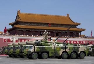 """DF-21D - ''ucigașul de portavioane"""" o rachetă balistică anti-navă a PLA"""