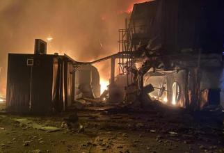Explozie Polonia-Bierun Sursa foto: Facebook