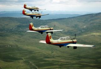 Iak-52, sursă foto: ROAF