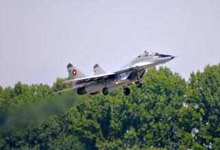 MiG-29, Bulgaria, sursă foto: DoD USA