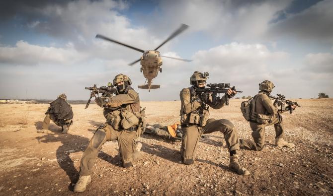 Israeli Defence Force, sursa: Facebook