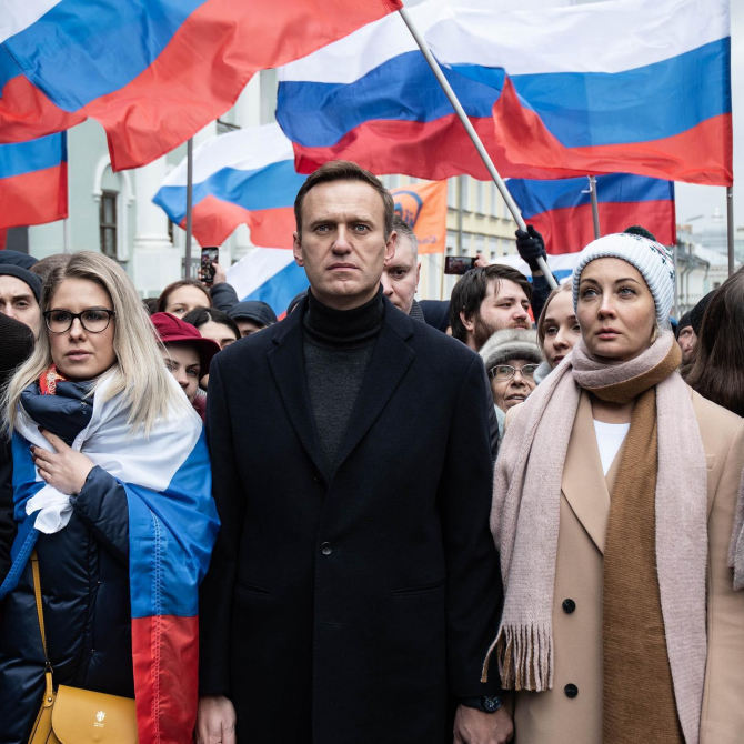Sursă foto: Alexei Navalnîi Facebook - Алексей Навальный