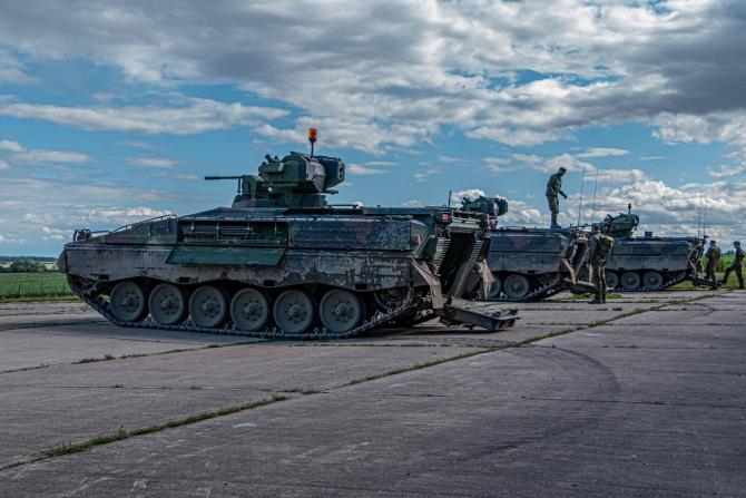 Armata germană, sursă foto: Bundeswehr Facebook