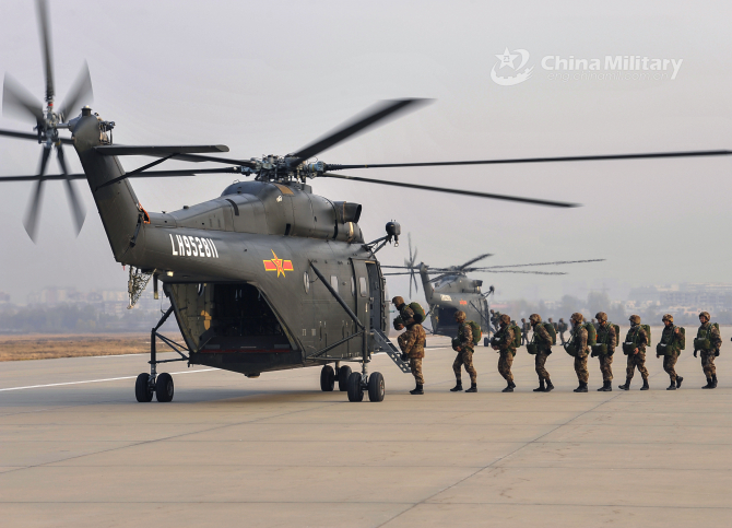 China, Armata de Eliberare a Poporului. Sursă foto: Ministerul Apărării de la Beijing