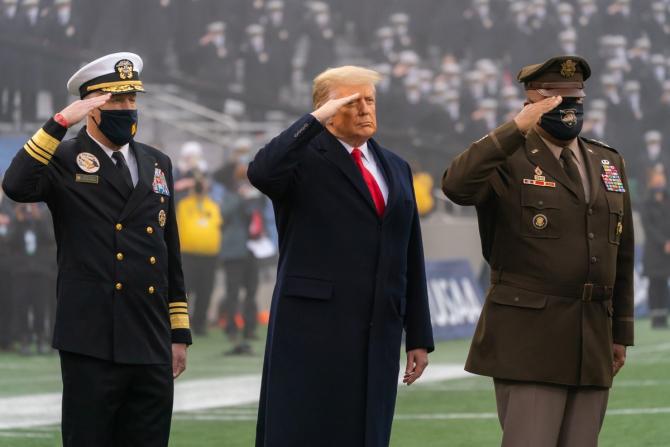 Donald Trump, sursă foto: White House Facebook