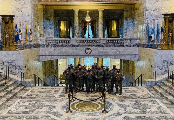 Garda Națională din Wshington DC