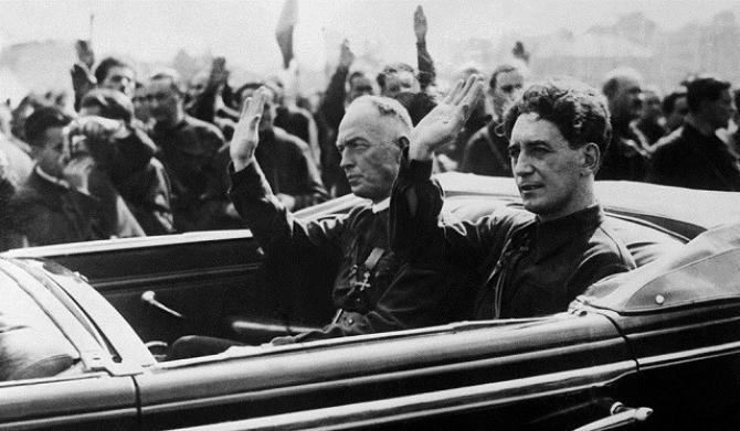 Rebeliunea legionară. Trei zile de lupte sângeroase între Armată, fidelă  lui Ion Antonescu, şi Mişcarea Legionară | DefenseRomania.ro