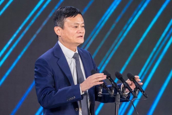Fondatorul Alibaba Jack Ma sursa foto: Twitter