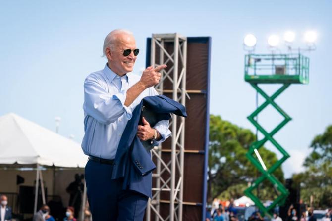 Joe Biden, președintele Statelor Unite ale Americii. Sursă foto: Joe Biden Facebook