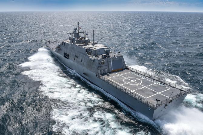 LCS Detroit, clasa Freedom, sursă foto: US Navy