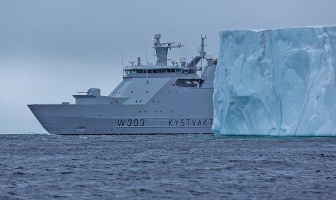 Forțele Navale ale Norvegiei, sursă: US Naval Institute