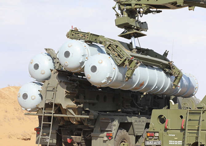 S-400, sursă foto: Ministerul Apărării din Federația Rusă