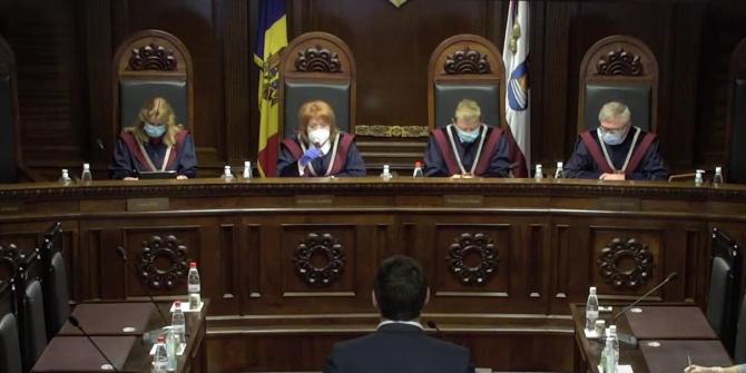 Curtea Constituțională a Republicii Moldova
