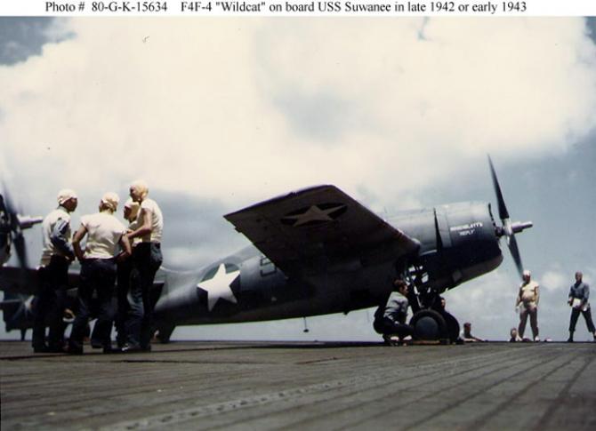 Sursă foto: Pearl Harbor Aviation Museum